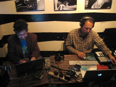Aaron Ximm, Jeremiah Moore on Pirate Cat Radio, 2009